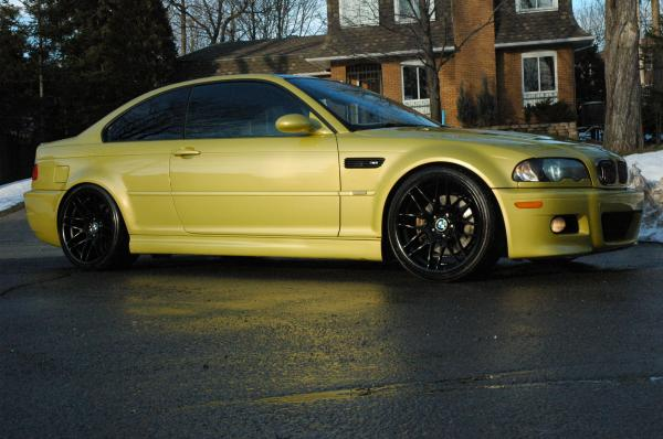 Anyone Got Any Pics Of Gloss Black Or Anthracite Csl Wheels On A