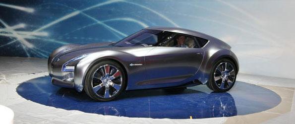 Nissan ESFLOW Concept Electrique