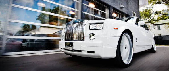 Voiture du Mois: Rolls Royce Phantom 2006