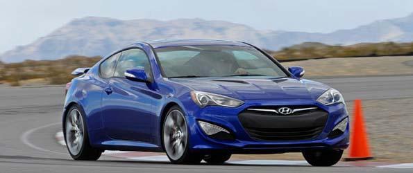Hyundai Genesis Coupé 2013
