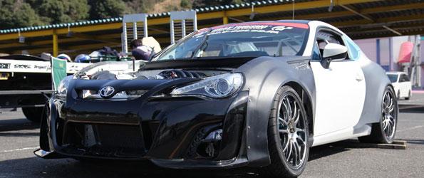 Scion FR-S V8