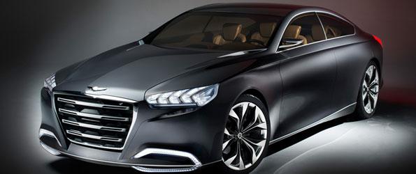 Nouvelle Hyundai pour rivaliser avec la Série 3?