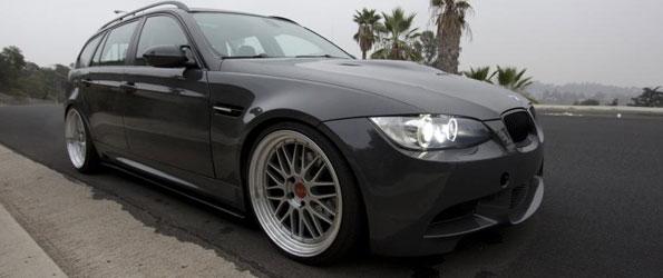 Une voiture BMW n'a jamais voulu construire