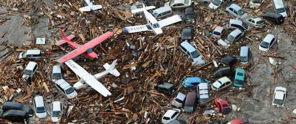 Tsunami au Japon: Les conséquences sur l'industrie automobile