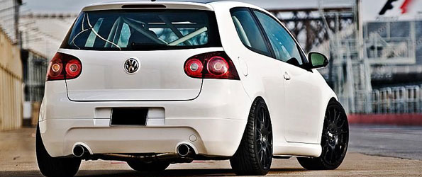 Voiture du Mois: 2007 VW Rabbit