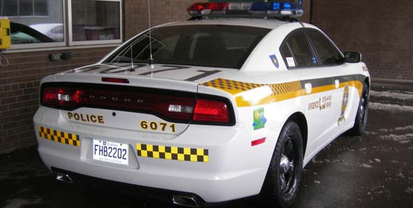 0312 Dodge Charger Police 2012