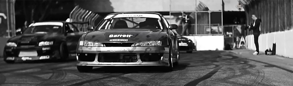 Video - Dave Briggs au Formula Drift