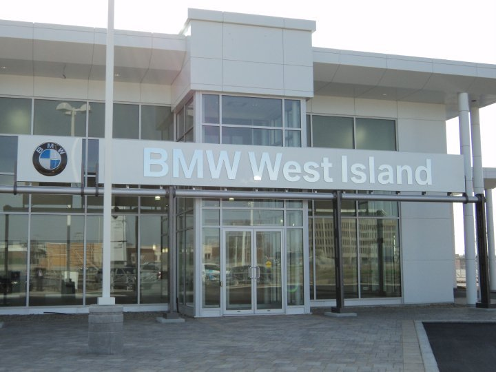 Bmw West Island >> Montrealracing