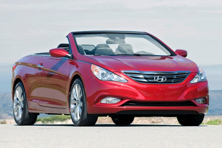 News Hyundai Sonata Convertible