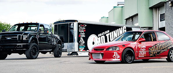 MD Tuning Drag Civic