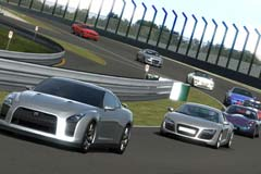 Gran Turismo 6 trailer viens de sortir!