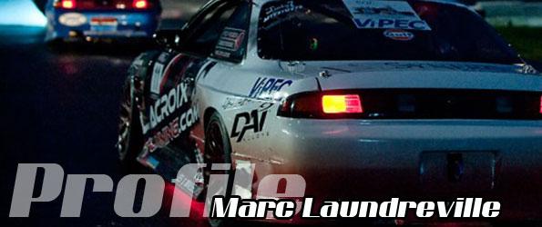 Profil: Marc Laundreville