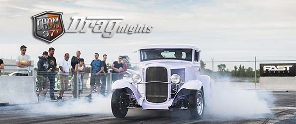 Chom Drag Nights et Drift Park, 27 juillet