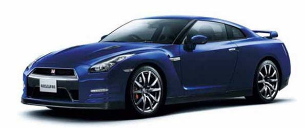 2012 Nissan GT-R Leaks – Special RWD Mode included
