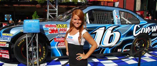 NASCAR Crescent street festival