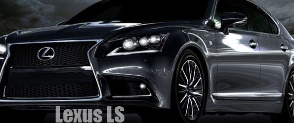 Essai: Lexus LS2013