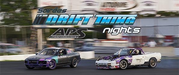 DriftThing Nights – 11 août