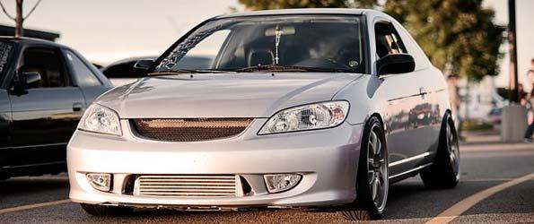 Voiture du mois: 2004 Civic Turbo