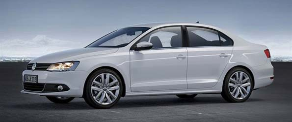 VW Jetta for Europe revealed
