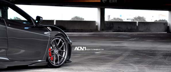 New slogan for ADV1 wheels