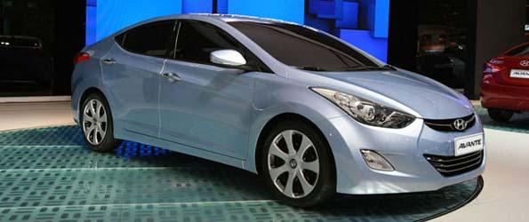 2011 Hyundai Elantra: 148-hp, 40-mpg