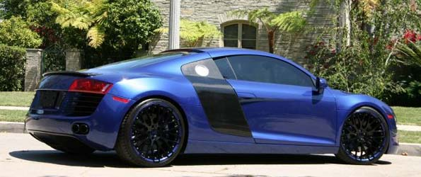 Which color R8?
