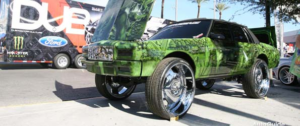 Worst Cars of the SEMA Show