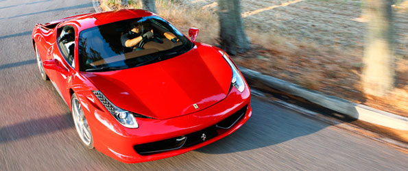 2011 Ferrari 458 Italia Review