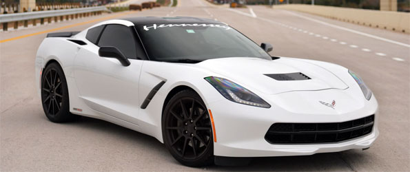 Hennessey C7 2014 @ 200mph on Grand Parkway,Texas.