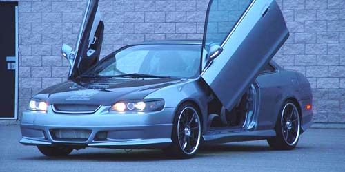 2000 Honda Accord Coupe V6 This Will Be The First Honda Accord To Be  Featured On MontrealRacing. Steveu0027s Car Is Quite The Attention Grabber As  We Witnessed ...