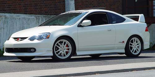 Car Of The Month June Acura RSX Type S - 05 acura rsx type s