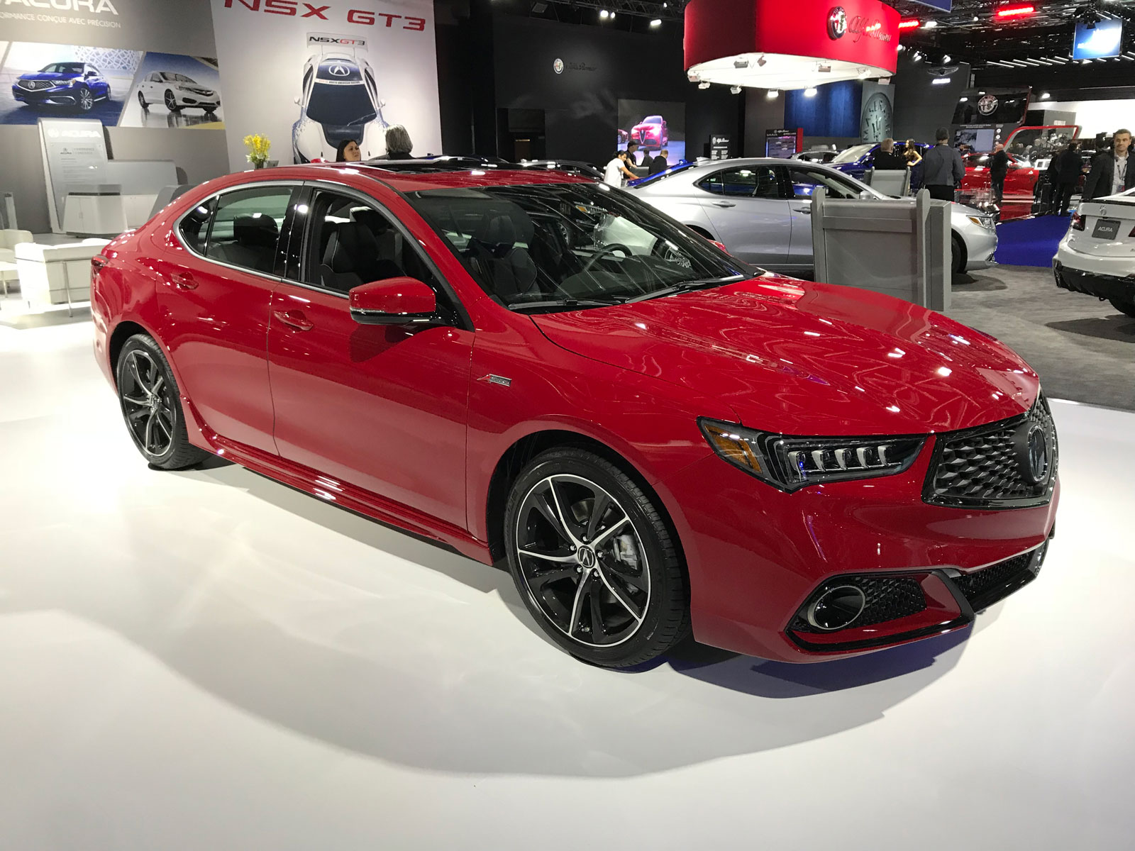 event coverage official 2018 salon de l 39 auto de montreal